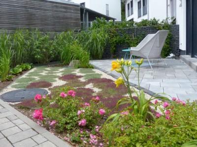 Moderne Stadtgärten Stylisches Ambiente