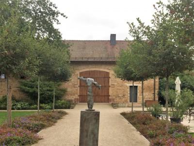 Historische Villengärten Hofgestaltung